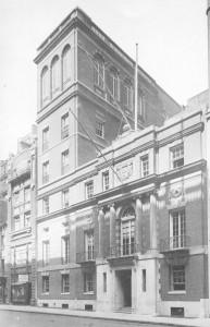 Clubhouse Circa 1915